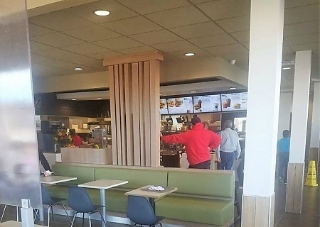 McDonald's - Shamrock, Texas